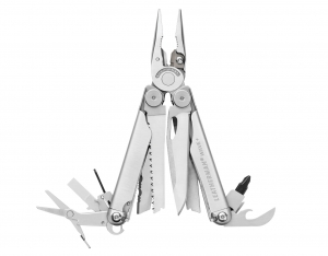 Multitool Wave Plus Leatherman Kabura Heritage