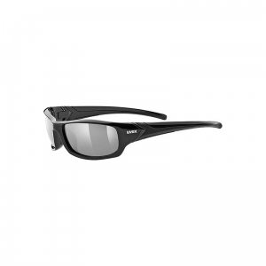 Okulary Uvex Sportstyle 211 Black POLA Smoke