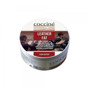 Coccine Leather Fat Tłuszcz Bezbarwny 150ml