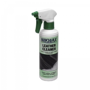 Środek Nikwax LEATHER CLEANER 300ml Atomizer