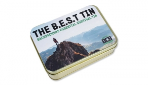 Zestaw Survivalowy The B.E.S.T. Backpackers Tin