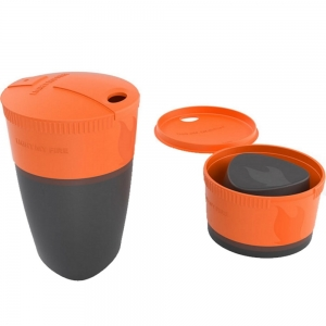 Kubek Pack-up-Cup Orange Light My Fire