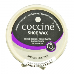 Coccine Shoe Wax - Wosk Neutralny 40g