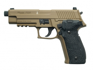 Pistolet Wiatrówka Sig Sauer P226 Dark Earth 4,5mm