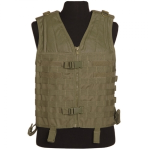 Kamizelka Molle Carry Mil-Tec Olive