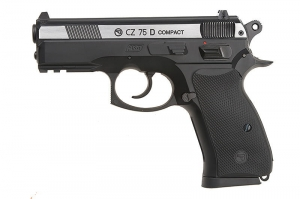 Pistolet CZ75D Compact CO2 4,5mm