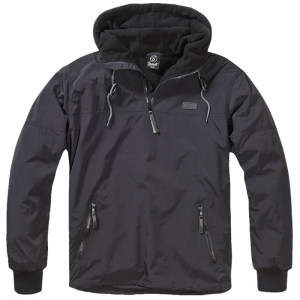 Kangurka Brandit Luke Windbreaker Black