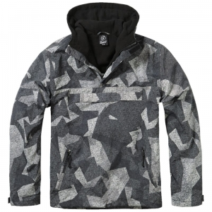 Kangurka Brandit Windbreaker Night Camo