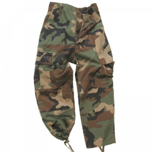 Spodnie BDU Junior Mil-Tec US Woodland