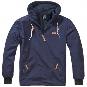 Kangurka Brandit Luke Windbreaker Navy