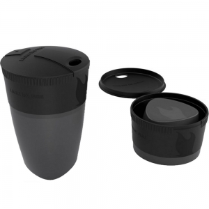 Kubek Pack-up-Cup Black Light My Fire