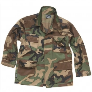 Bluza BDU Junior Mil-Tec US Woodland