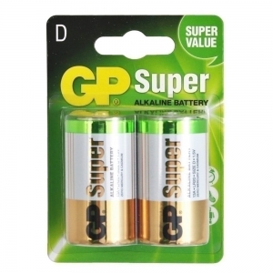 Bateria GP Ultra Plus D LR20 1,5V