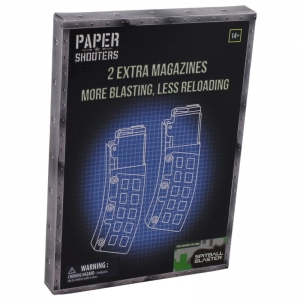 Magazynki Paper Shooters 2-Pack Green Spit