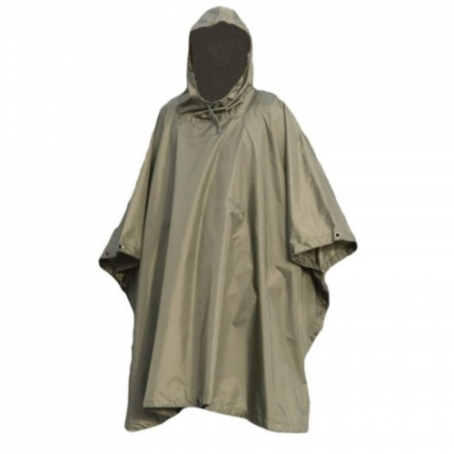 Poncho US Ripstop MFH Olive