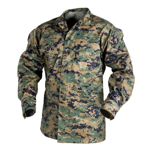 Bluza USMC PolyCotton Twill USMC Digital Woodland